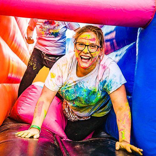 Color Obstacle Rush Belgium